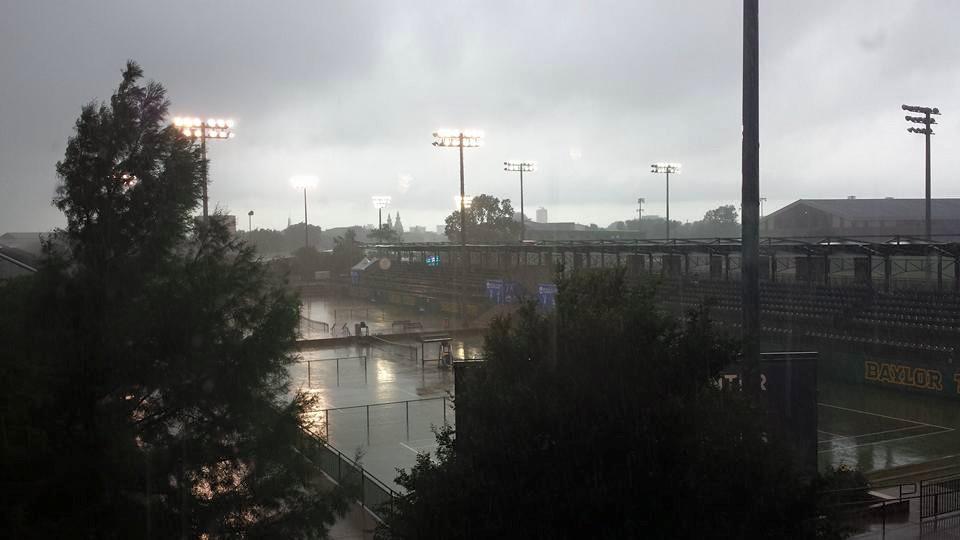 Rainy Courts