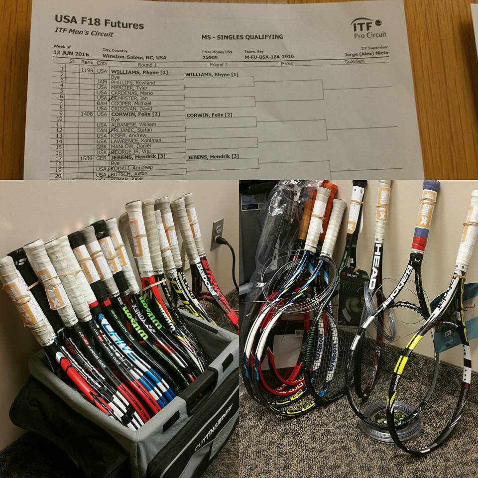WS Futures Rackets
